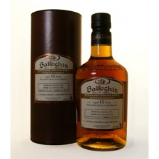 Ballechin Manzanilla Sherry Cask Matured 11 Year Old