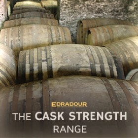Cask Strength Range