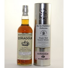 Edradour 10 Year Old Unchillfiltered